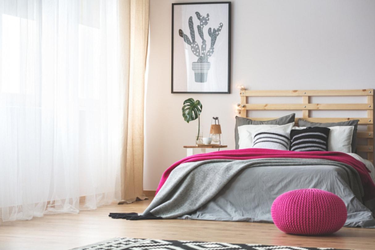 een goede nachtrust met de perfecte slaapkamer