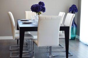 voordelen leren eetkamerstoelen