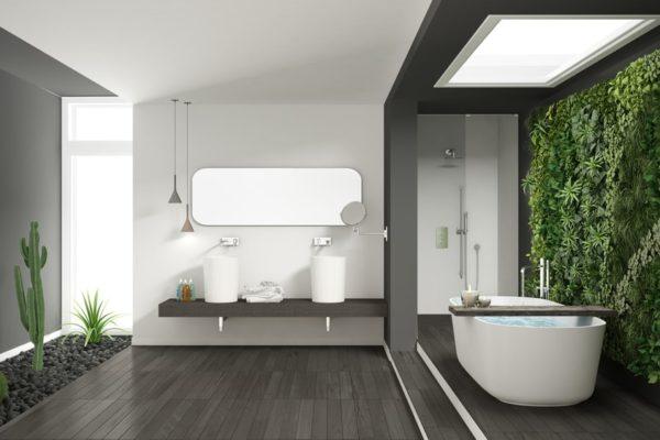 duurzaam badkamer