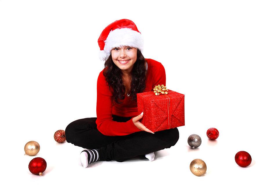 kerstcadeau openmaken