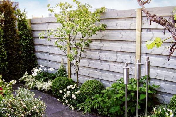Een tuinafscheiding nodig?