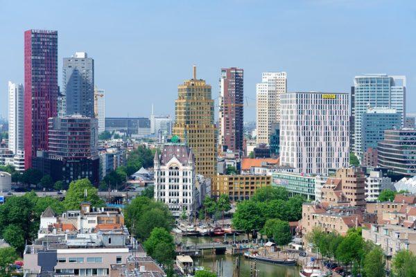 Beleggen in vastgoed in Rotterdam-