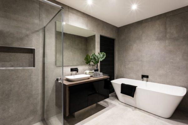 voorbeelden badkamer