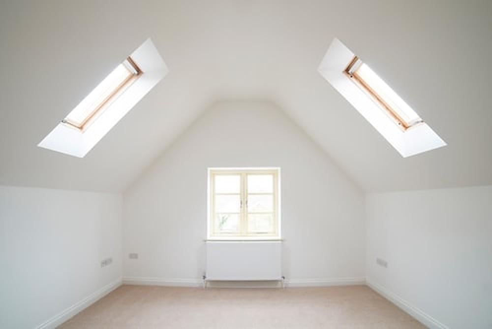Een uitbouw of dakkapel