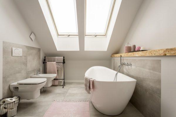 Zo kan je een kleine badkamer groot maken