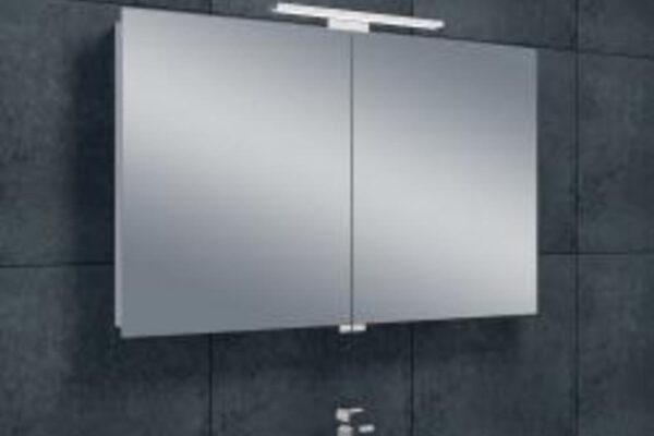De voordelen van een spiegelkast in de badkamer
