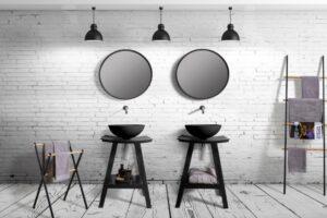 Waarom ronde spiegels in huis een geweldige keuze zijn