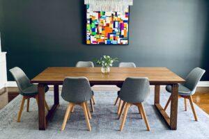 Waar let je op bij het kopen van een goede eetkamerstoel?